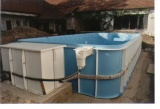 Obdélníkový bazén LAMIPLASTIK